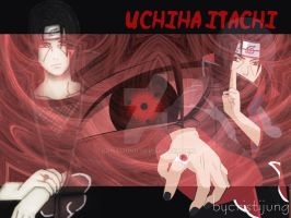 Tribute to UchihaItachiVII by cristijung