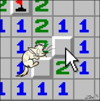Minesweeper by Zenity