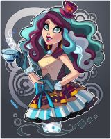 -Tea Time- by RotoDisk