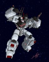 Metroplex colors by BDixonarts