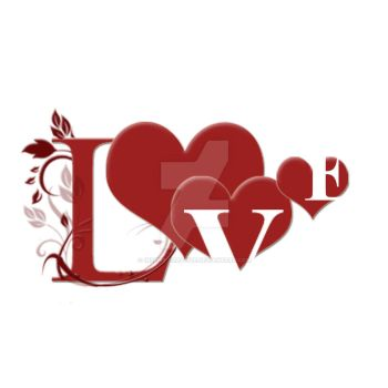 Love - Typography by Inspire-Creative