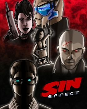 Sin Effect by Quilate