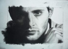 Jensen Ackles by Hannahyo