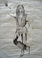 Jack Sparrow xD by Zateavin