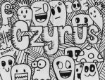 Name Doodle by Czy-143