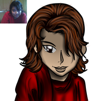 Me In Anime  by Demonic-stickfigures