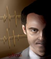 Moriarty by sodmerow