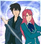 Kaze no Stigma by SkiM-ART