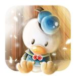 Donald Duck by papercaptain