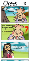 Dunban's Oreo Conspiracy by WolfStarmie
