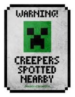 MINCRAFT CREEPER by PREDATOR122001