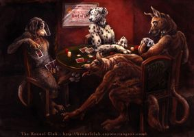 The Kennel Club by kenket