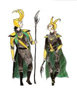 Loki'd by honeybadger3