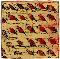 Red Birds in Oblivion by DocSonian