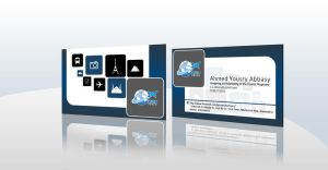 Kay Tours Business Card by Ali-Saeed