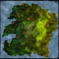 Lore map by ttkove