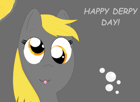 Derpy Day 2015 by 2tailedDerpy