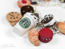 Starbucks by OrionaJewelry