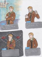 Turnabout Supernatural: Dean by triumph-forks