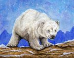 Hudson's Polar Bear Day by 8TwilightAngel8