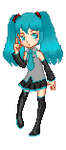 Hatsune Miku by now-in-technicolor