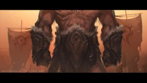 Impression of Warcraft Movie Trailer #7 by YanmoZhang