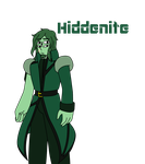 Hiddenite by XaiosSilverStorm21