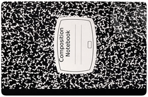 Composition Notebook by awesome8x