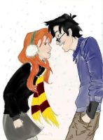 Lily and James by lisloveslife