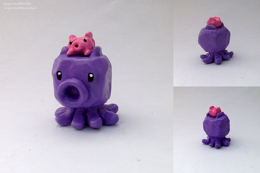 MS: Bloctopus by yingmakes