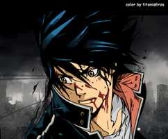 Ikki 260 AIR GEAR by titaniaerza