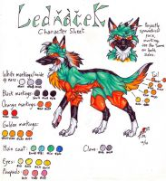 Ref. Sheet n.7 -Lednacek by ARVEN92