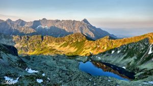 Morning in the mountains - Tatry by miirex