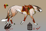 Infinity Riders Tack by Flamestorm11