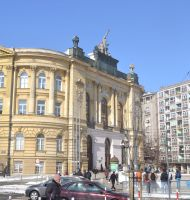The Warsaw University of Technology by Risandell