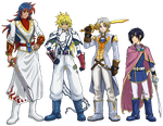 Crossover: Tales of Destiny x Tales of Zestiria by JereduLevenin