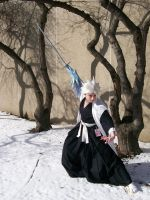 Hitsugaya Bankai by AnimosityCosplay
