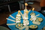 Cucumber Christmas trees by dark-columbia