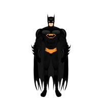 MyDCU2: Justice League: Batman by BSDigitalQ