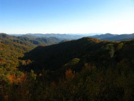 Great Smoky Mountains 4 by abuseofstock