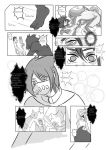 CPoc Two Black Hearts (comic)BL page2 by MissMonahell