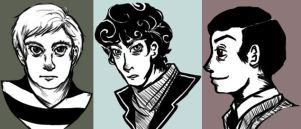 Sherlock by The-Miserable-Ones