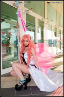 Luka Megurine - Blame Of Angel Cosplay III by ArashiHeartgramm