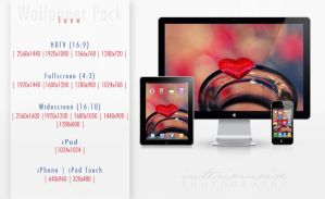 love Wallpaper Pack by interiornoise