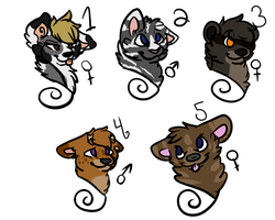 Headshot Adopts by alexgaskarth-jpeg