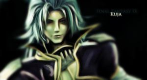 Kuja - Speedpainting by Ascleme