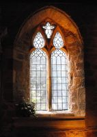New Light Through Old Window by Kevin-Welch
