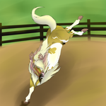 Whos Gay Now? (Bucking/Rodeo Entry) by Brok3nD0ll