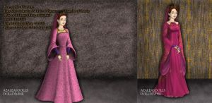 Berengaria of Navarre, Queen of England 1191-1199 by TFfan234