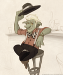 Lounge Goblin by BombshellBoy